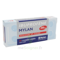 Ibuprofene Mylan 200 Mg, Comprimé Enrobé B/30 à FLERS-EN-ESCREBIEUX