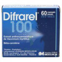 Difrarel 100 Mg, Comprimé Enrobé 6plq/10 à FLERS-EN-ESCREBIEUX
