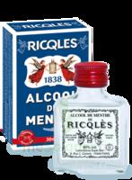 Ricqles 80° Alcool De Menthe 30ml à FLERS-EN-ESCREBIEUX