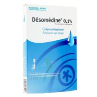 Desomedine 0,1 % Collyre Sol 10fl/0,6ml à FLERS-EN-ESCREBIEUX